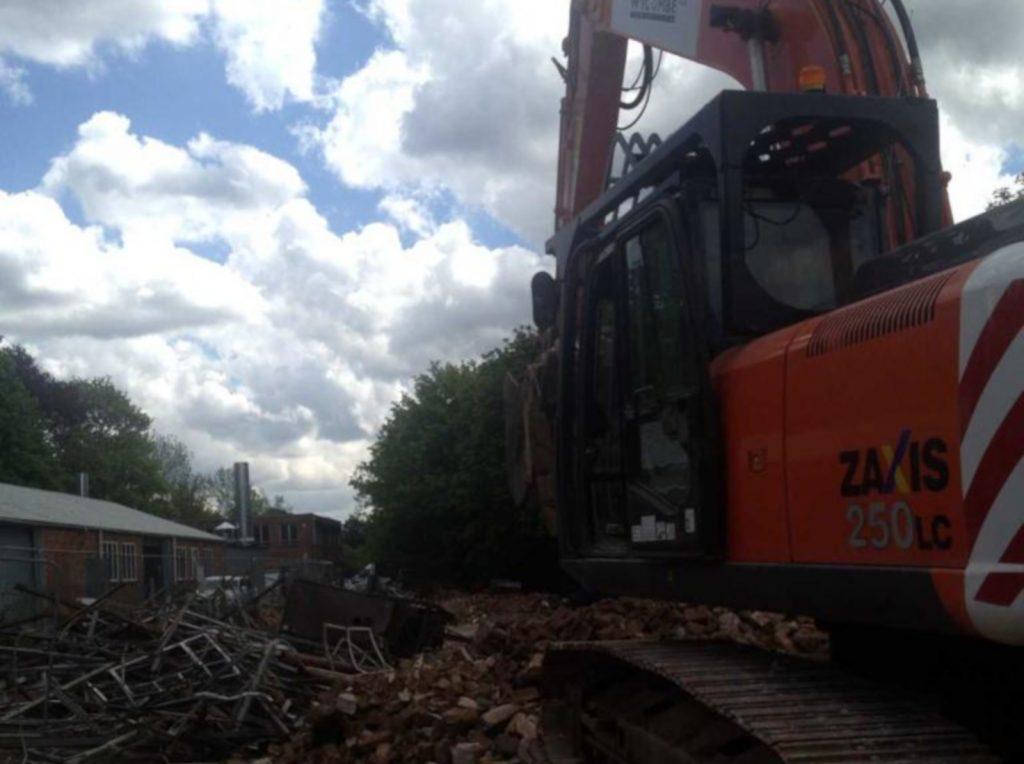 Demolition Industrial2