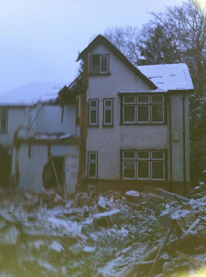 House in Drayton during